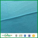 Cobertura de poliéster impresso ou listrado de lã de coral