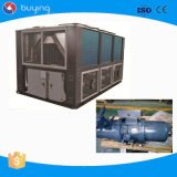 Air-Cooled Chiller Screw-Water industrial para a injecção de Molde, Fábrica do chiller de agua