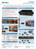 Lvp606A HD LED Video Switcher
