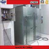 Forno de secagem circulante de ar quente para alimentos