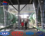 Tamburo essiccatore rotativo dell'essiccatore rotativo della lignite/essiccatore rotativo
