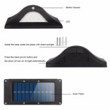16 LED Solar Power Sensor Wall Light Sécurité Motion Weatherproof Outdoor Lamp