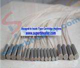 高密度産業ステンレス鋼のカートリッジヒーターの電気発熱体