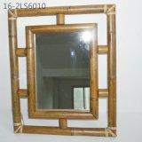 Estilos retro tradicionais chineses de espelhos de madeira ou de bambu