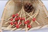 Skewer/vara/picareta de bambu da fruta da ferramenta bem parecida do assado (BC-BS1046)