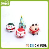 het Decoratieve Interessante Zachte Stuk speelgoed van Kerstmis, het Stuk speelgoed van de Hond