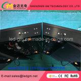 P6.25 Binnen LEIDENE Vertoning met 500mmx500mm het Kabinet van het Aluminium van de Huur