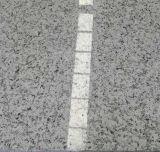 Het hete Natuurlijke Witte Bloem Opgepoetste Graniet van de Verkoop voor Station