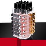 Rectángulos de almacenaje de acrílico grandes transparentes de gama alta de la belleza