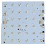 알루미늄 플라스틱 고품질 LED는 가벼운 모듈을 증가한다
