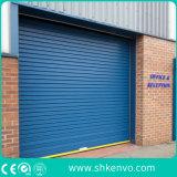 Puerta de arriba industrial automática de la persiana enrrollable para el almacén