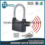 Aleta de zinco Alarme de bloqueio da cadeia da porta da sirene longa