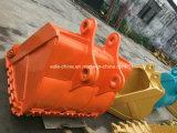Cubeta da rocha da máquina escavadora de Hitach para Ex200 1.0cbm