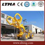 Ltma 임업 기계 12 톤 ATV 로그 로더