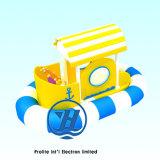 Barco inflable del pirata para el parque de atracciones (ZJ-PS01-A)