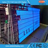 Innenqualität P2.5 Miet-LED-Bildschirmanzeige