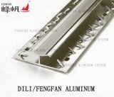 Aluminiumteppich-Rand-Teppich-Faltenbildung-Zutat, zum der Wolldecke festzuziehen