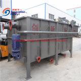 Machine de flottation à air dissous pour le traitement des eaux usées de tannerie, dispositif de purification de l'eau