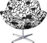 Cadeira de couro do sofá da sala de estar da sala de visitas (LL-BC065)