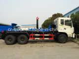 6X4 Dongfeng 260HP 16mt Skip Loader Camión de basura