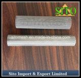 Tube filtrant d'acier inoxydable de cartouche filtrante d'acier inoxydable