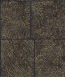 Het VinylLeer van pvc van het Bouwmateriaal zoals Behang voor de Decoratie van het Huis