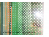 Vidro Decorativo De Frit Decorativo À Prova Ácida E Alcalina Com Impressão De Pintura Inorgânica