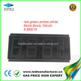 Gaspreis-Wechsler-Zeichen 8 Zoll-LED (NL-TT20SF9-10-3R-GREEN)