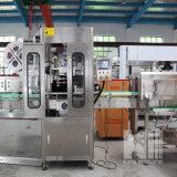 Etichettatrice del manicotto inferiore superiore automatico pieno