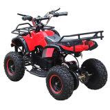 4車輪セリウム(SZE800A-2)が付いている電気ATV/Quadの土のバイク