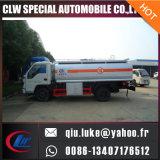 5000litros Caminhão-tanque de óleo de liga de alumínio