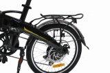 20 polegadas Hot New Folding E-Bicycle com Spanninga Front Light