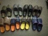 Jardín de Niños al por mayor de las existencias de zapatos zapatillas Slip-on (FFSS0413-02)