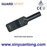 De super Draagbare Hand van het Toverstokje - de gehouden Detector van het Metaal voor het Aftasten van de Veiligheid