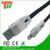 Cable de alta calidad de carga del conector USB para iPhone