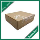 Caixa ondulada impressa personalizada barata
