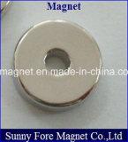 Kleiner mittlerer Loch Cylind Magnet