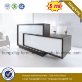 Einfacher Entwurfs-haltbarer Salon-Melamin-Empfang-Tisch (HX-5N421)
