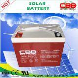 cycle de batterie solaire de camping-car de 80ah 12V et batterie profonds de gel