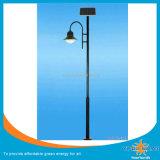 Lámpara solar del jardín del estilo europeo, luz solar del LED