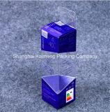 China suministros de plástico plegado caja de embalaje para la decoración del regalo