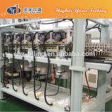 Máquina rotatoria del moldeo por insuflación de aire comprimido de la botella automática de alta velocidad del animal doméstico