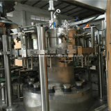 高い満ちる正確さのガラスビンビール満ちるびん詰めにする機械