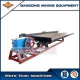 Высокая производительность тяжести железной руды в таблице вибрационного сита вибрации сепаратора