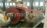 Катушка покрынная цветом стальная, Ral9002 белый Prepainted гальванизированный стальной толь катушки Z275/Metal покрывает строительные материалы