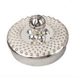 Il POT d'argento giapponese dell'argento sterlina inchioda a mano l'insieme di tè d'argento di Kung Fu della teiera del POT