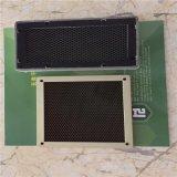 A ventilação da porta da garagem apainela o alumínio (HR521)