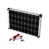 (2PCS x 60W) panneau solaire du silicium 120W monocristallin