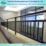 De gegalvaniseerde Omheining van het Balkon van het Traliewerk van de Veiligheid van de Omheining van het Balkon van de Legering van het Aluminium