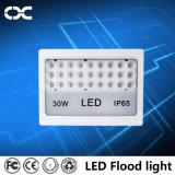 30W iluminación de la inundación del proyector del poder más elevado LED